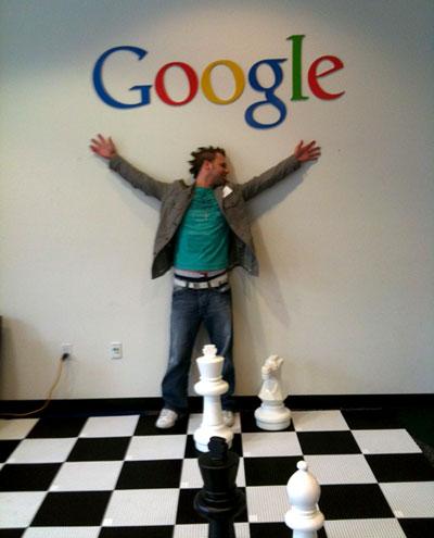 j. money @ google hq