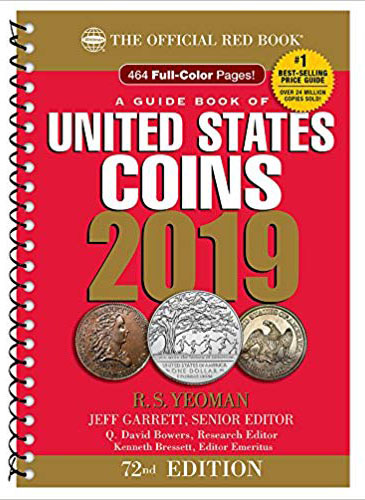 official red book coins