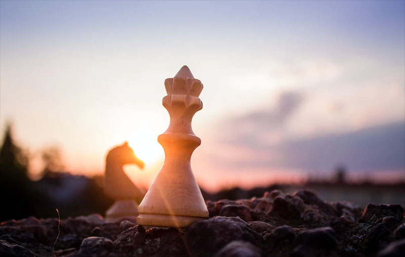 sunset chess