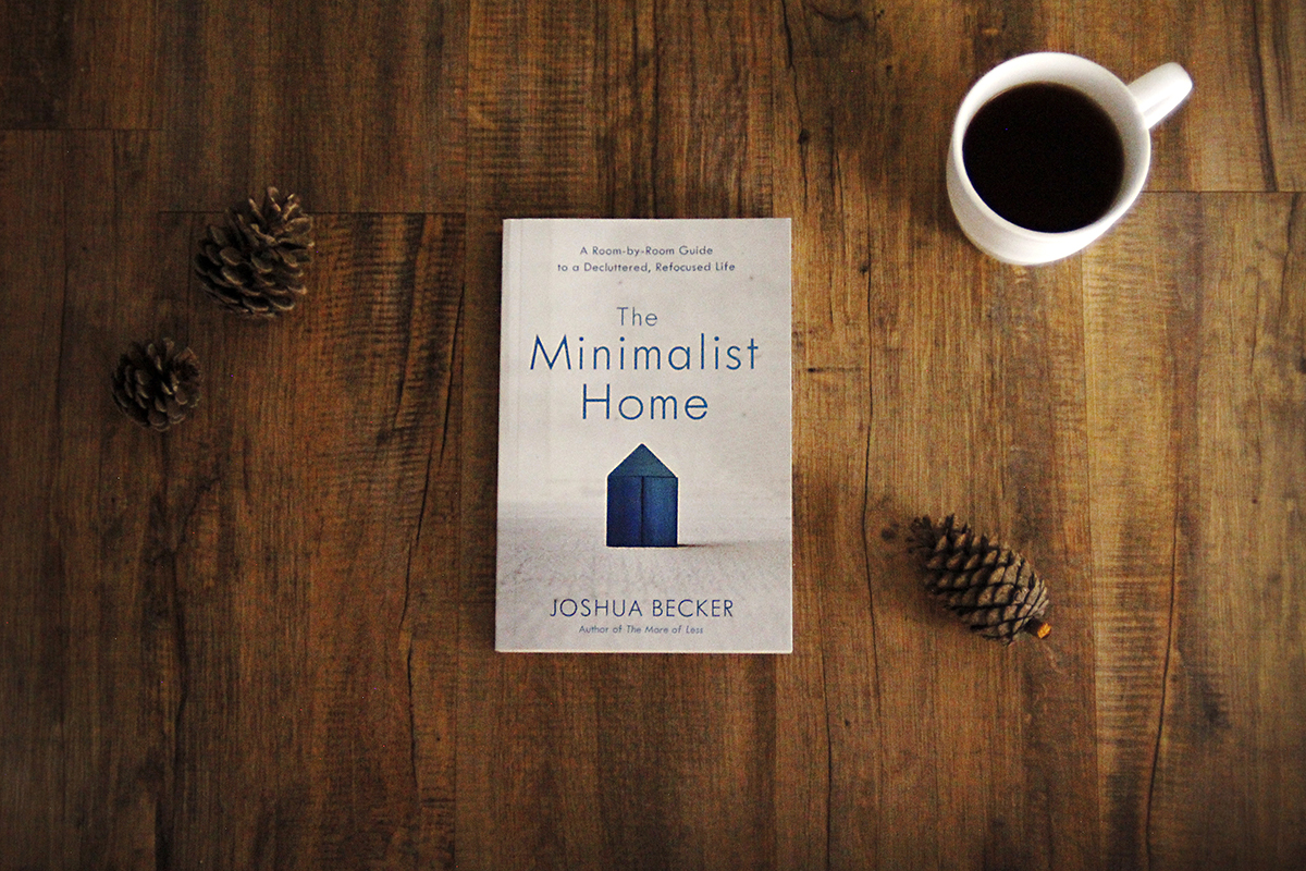 the minimalist home book